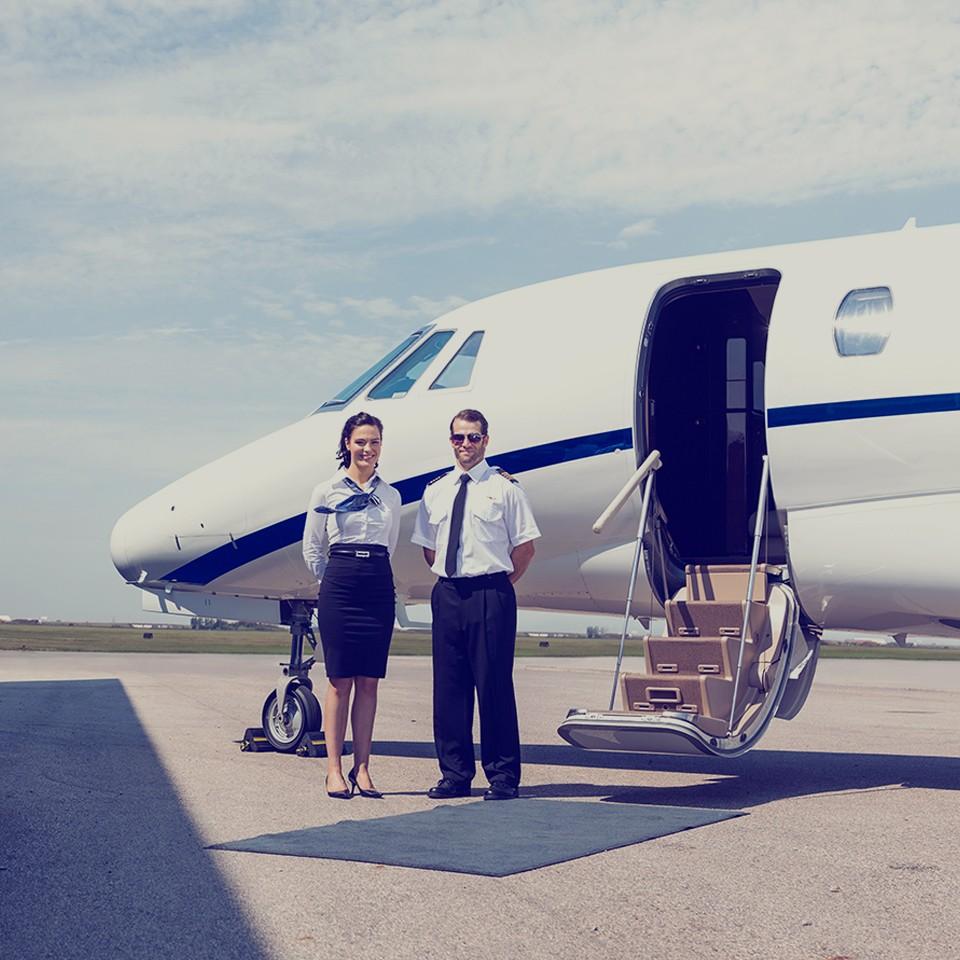 Private Jet - Luxevile